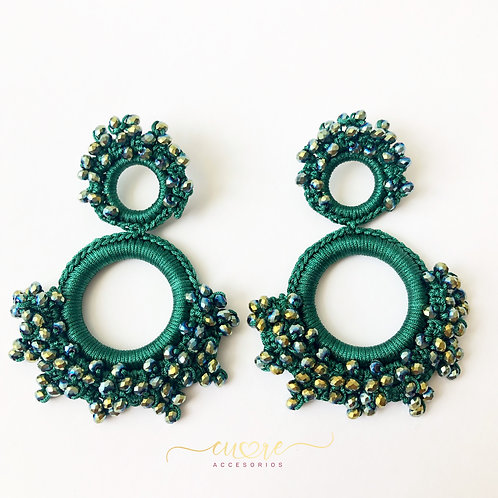 Aretes Mermaid