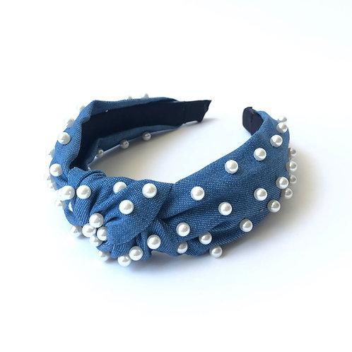 Headband Lola Denim