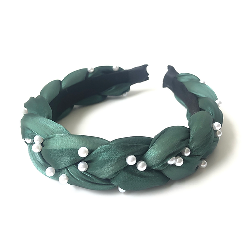 Headband Olivia Perlas L