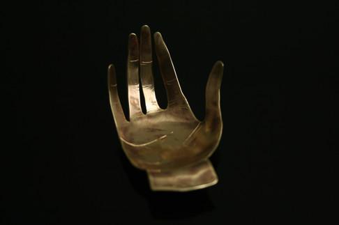 Holding Hand 2