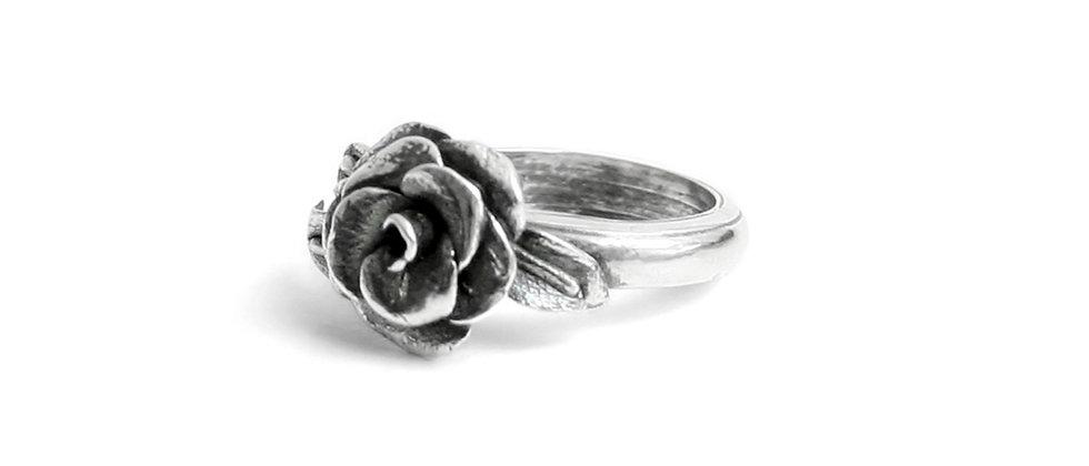 Single Rose Ring 5