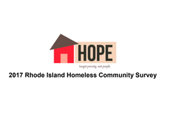 Homeless Community Survey