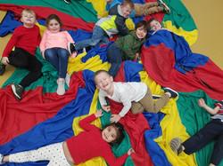 PK parachute group