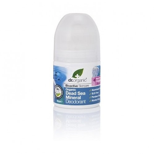 Dr Organic Dead Sea MineralsDeodorant