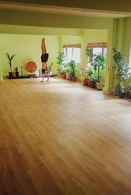 yoga shala Athens