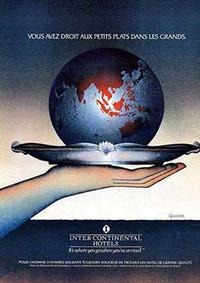 Affiche Inter Continental