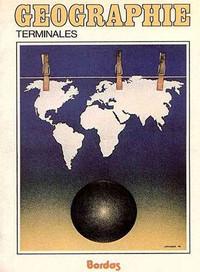 Couverture géographie terminales