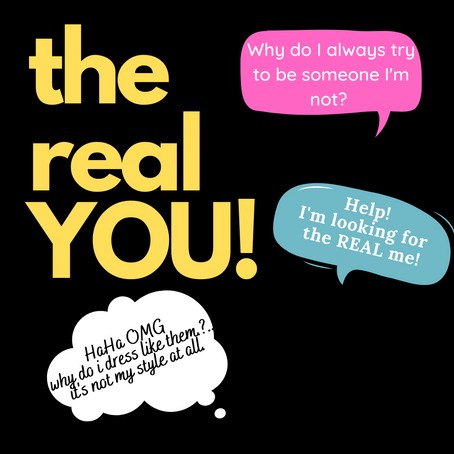 Are You The REAL YOU?