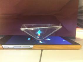Beş Dakikada Hologram