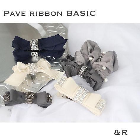 pave ribbon basic