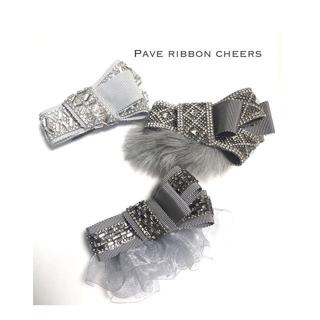 【 Pave ribbon cheers by &R 】__andr_863 .