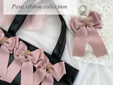 募集 本部通信講座 【Pave ribbon ensemble】