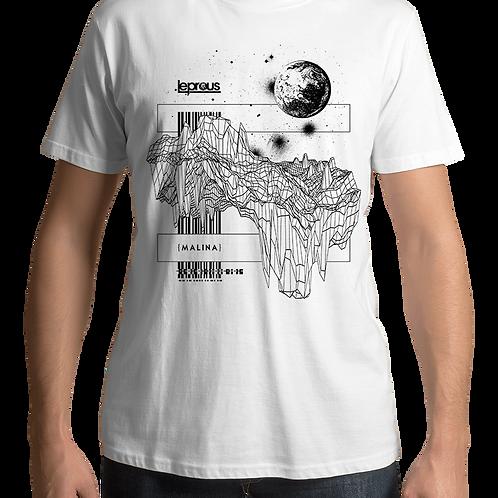 Leprous - Floating (White T-shirt)
