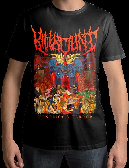 KillKount - Konflict Terror