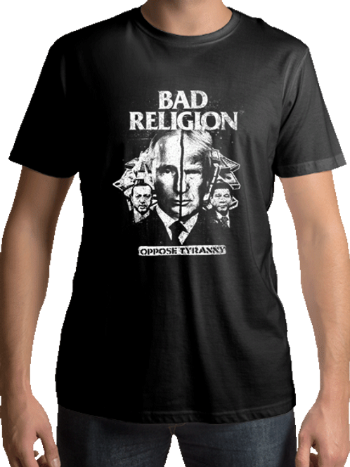 Bad Religion - Oppose Tyranny