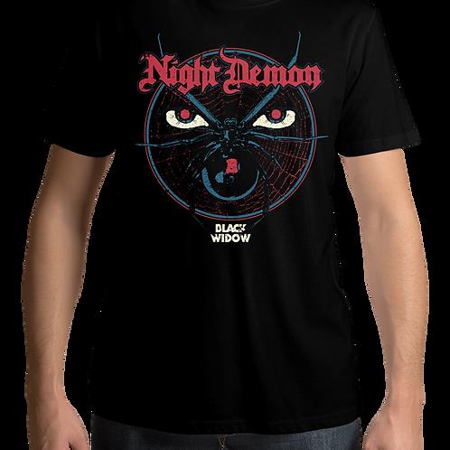 Night Demon - Black Widow