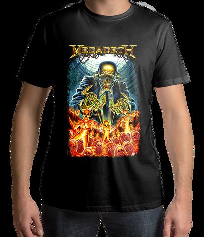 Megadeth - Nuke Kids