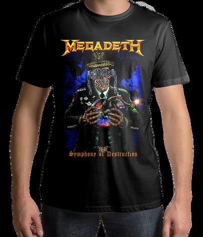 Megadeth - Symphony Of Destruction