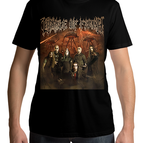 Cradle Of Filth - More Metal Then A Battalion Of Martian Fighting Machines