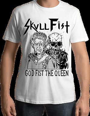 Skullfist - God Fist The Queen
