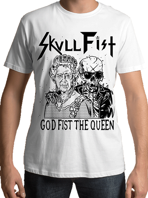 Skullfist - God Fist The Queen
