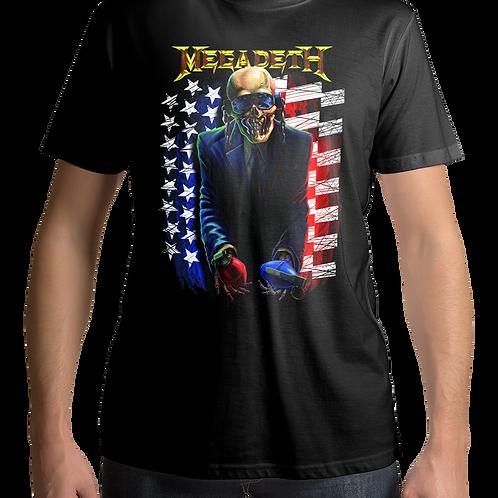 Megadeth - US Flag