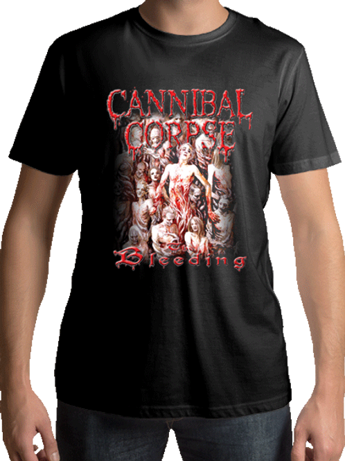 Cannibal Corpse - Bleeding Bloody Oval