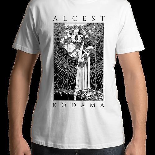 Alcest - Kodama (White T-shirt)
