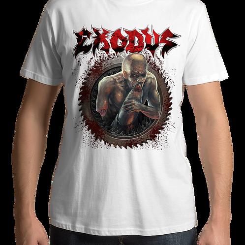 Exodus - Salt The Wound (White T-shirt)