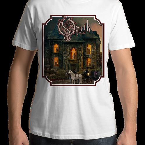 Opeth - In Cauda Venenum (White T-Shirt)