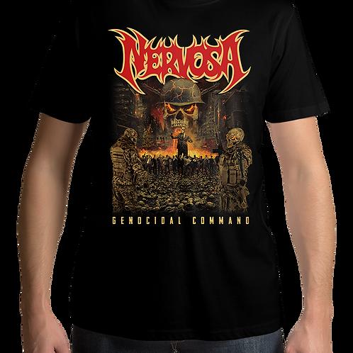 Nervosa - Genocidal Command