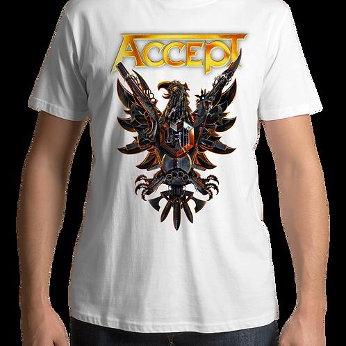 Accept - Eagle (White T-shirt)