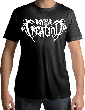 Beyond Creation - Logo White