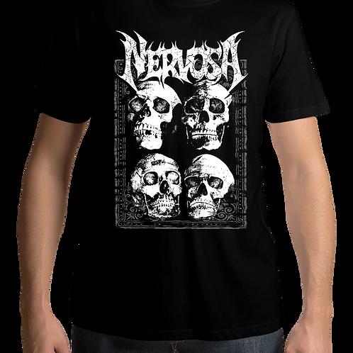 Nervosa - Four Skulls