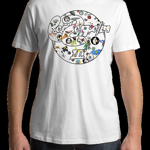Led Zeppelin - III (White Shirt)