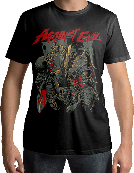 Against Evil -Sentenced To Death