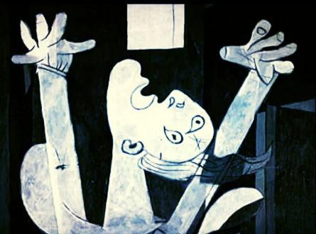 Mi cara de Picasso