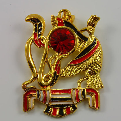 Egyptian God Thoth Pendant Amulet