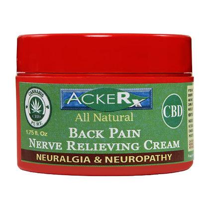 Organic Back Nerve Pain Cream