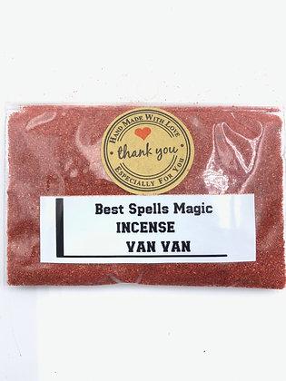 VAN VAN New Orleans-style Powder Incense