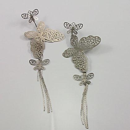DANONIYA Long Romantic Drop Earrings