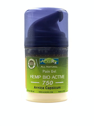 Hemp Bio Active 750 Pain GEL Arnica/ Capsicum