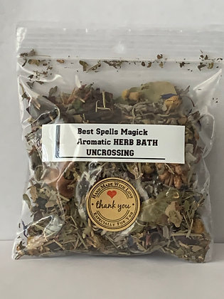 UNCROSSING Herb Aromatic Bath