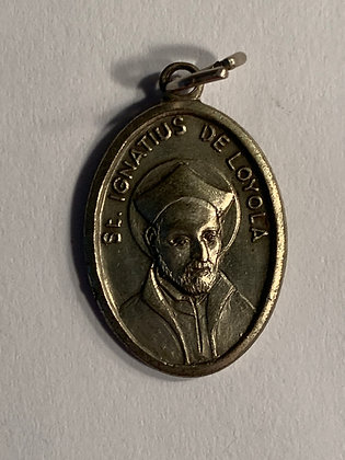 St. Ignatius De Loyola Medal Talisman