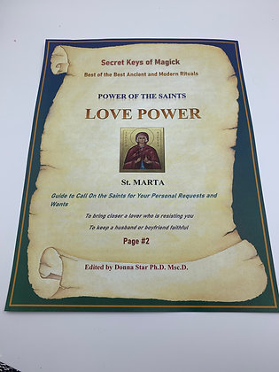 BRING HUSBAND / LOVER BACK Spell from Book of Shadows