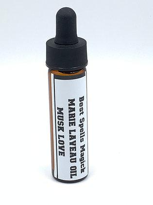 MUSK LOVE Triple Strength Oil