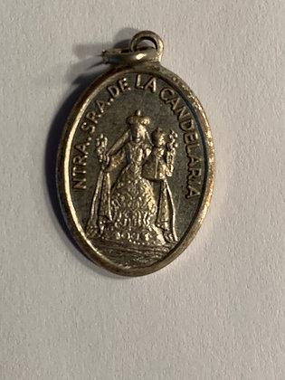 De La Candelaria Medal Talisman