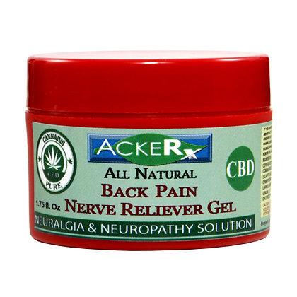 Analgesic Back Pain Reliever Neuralgia & Neuropathy Gel