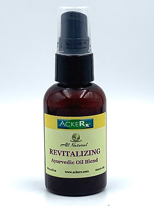 Ayurveda REVITALIZING Oil Blend - Organic