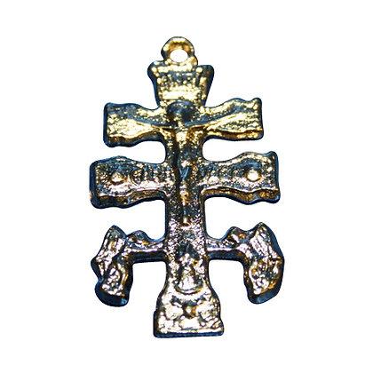 Cross of Caravaca Charm